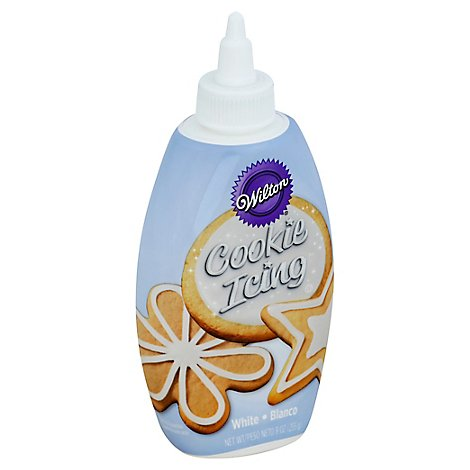 Wltn White Cookie Icing - 9 Oz
