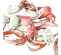 Seafood Service Counter Crab Dungeness Sections Frozen - 1.50 Lbs.