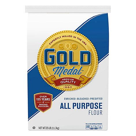 G Mills All Purpose Flour - 25 Lb