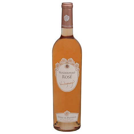 Vanderpump Rosewine - 750 Ml