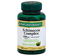 Nb Echinacea & Elderbrry Cap - 100 Count