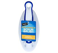 Signature SELECT Brush Scrub Iron Handle - Each