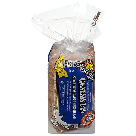 Food For Life Bread Sprouted Grains & Seed - 24 Oz
