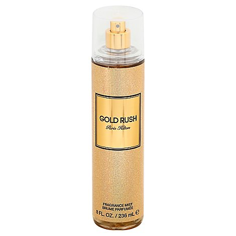 Ph Gold Rush Body Spray Womens - Each