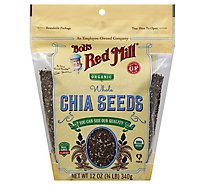 Bobs Red Seed Chia - 12 Oz