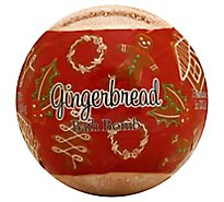 Gingerbread Bath Bomb - 4.8 Oz