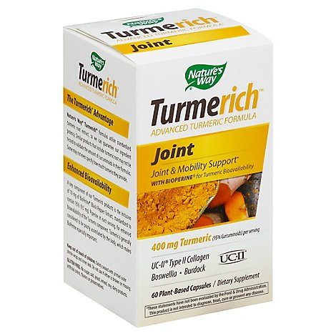 Nw Turmerich Joint - 60 Count