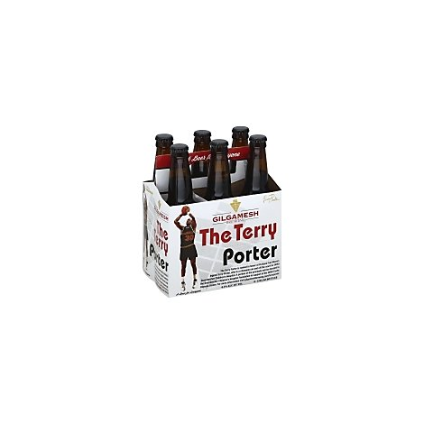 Glass Terry Porter In Bottles - 6-12 Fl. Oz.