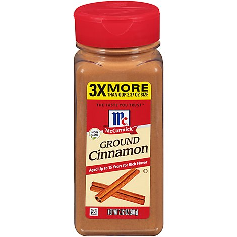 McCormick Cinnamon Ground - 7.12 Oz