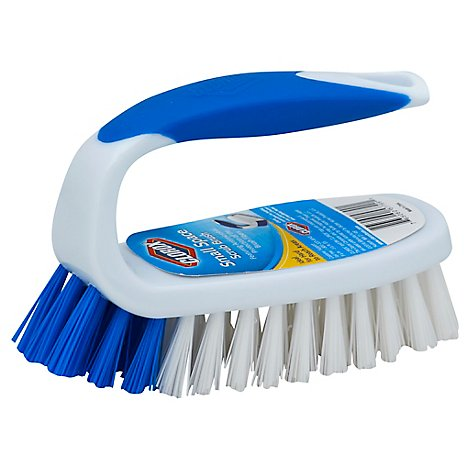 Clorox Scrub Brush Utility Small Space - Each