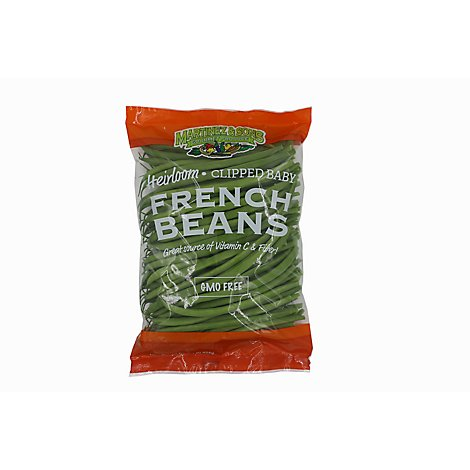 Beans French - 16 Oz