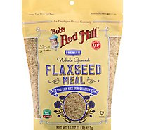 Bobs Red Mill Flaxseed Meal - 16 Oz