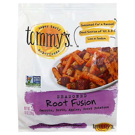 Tommys Superfoods Seasoned Root Fusion - 10 Oz