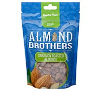 Ab Cinnamon Rstd Almonds - 6 Oz