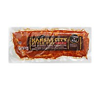 Signature SELECT Pork Spareribs Dry Rub Gluten Free St Louis Style Kansas City Bbq - 3.5 Lb