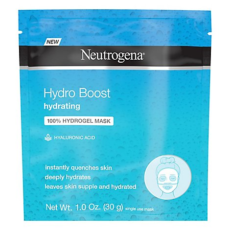 Neutrogena Hydrt Hydrogel Mask - Each
