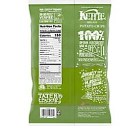 Kettle Potato Chips Jalapeno Hot - 13 Oz