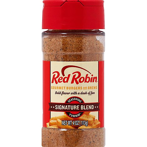 Red Robin Seasoning Signature Blend - 4 Oz