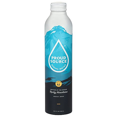 Proud Source Water 750ml Single Standard - 25.36 Fl. Oz.