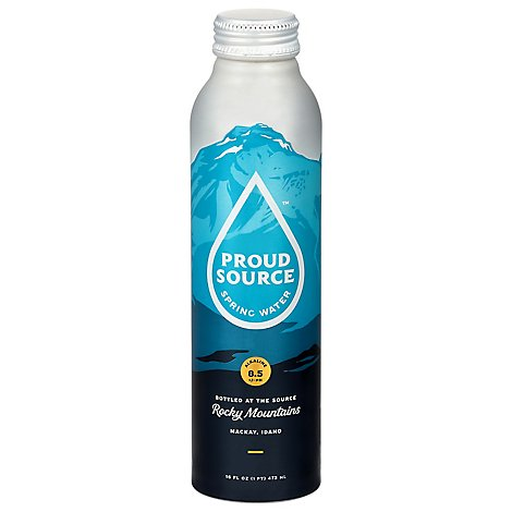 Proud Source Water Single Standard - 16 Fl. Oz.