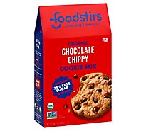 Foodstirs Organic Cookie Mix Chocolate Chippy - 14.5 Oz