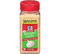 McCormick Garlic Minced - 9 Oz
