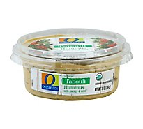O Organics Organic Hummus Tabouli With Parsley & Mint - 10 Oz