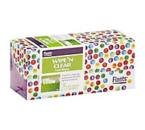 Flents Apoth Bio Lens Wipe Decorative Box - 25 Count