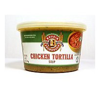 Boudin Chicken Tortilla Soup - 16 Oz