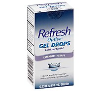 Refresh Optive Gel Drops - .33 Fl. Oz.