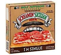 Palermos Pizza Single Serve Pepperoni Frozen - 0.575 Lb