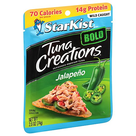 StarKist Gourmet Selects Tuna Mexican Style - 2.6 Oz