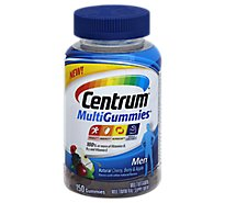 Centrum Men Multi Gummies - 150 Count