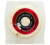Laura Chenel Goat Cheese Medallion Fig And Graperfruit - 3.5 Oz
