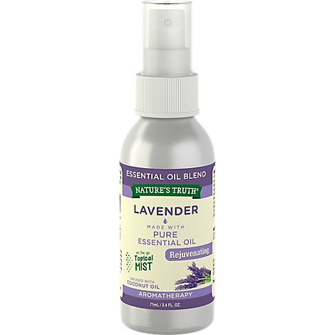 Nat Truth Lavender Mist Spry - 2.4 Fl. Oz.