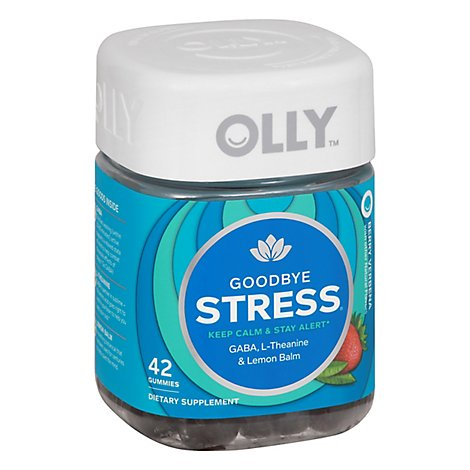 Olly Goodbye Stress - 42 Count
