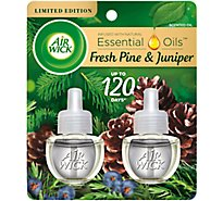Airwick Twin Refill Woodland Pine 6/2x.67 Oz - Each