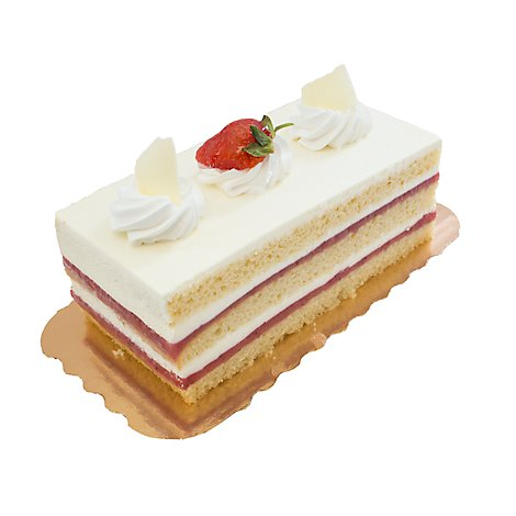 Bakery Cake Bar Strawberry Shortcake - Each