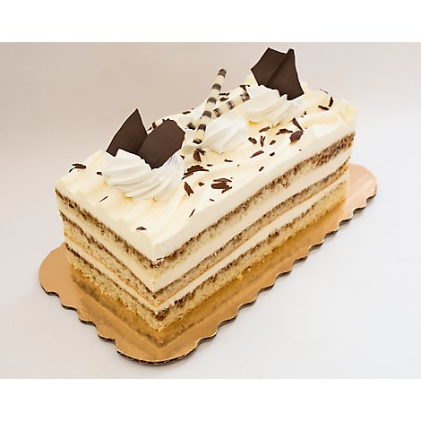 Bakery Cake Bar Tiramisu Mousse - Each