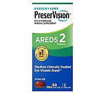 Perservis Areds 2 Softgels - 60 Count