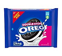 OREO Cookies Sandwich Double Stuff - 26.7 Oz