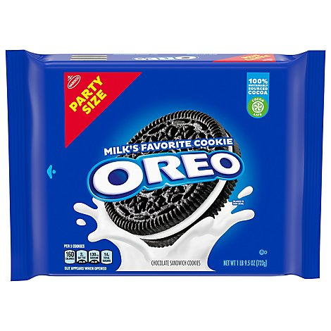 OREO Cookies Sandwich - 25.5 Oz