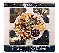 DeLallo Antipasto Gourmet Tray - 16 Oz