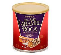 Brown & Haley ROCA Caramel Sea Salt Can - 10 Oz