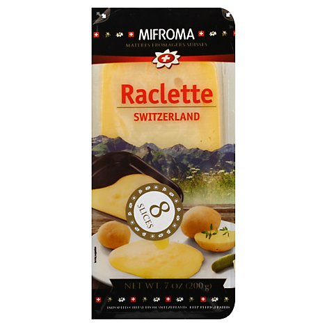 Mifroma Raclette Swiss Slice - 7 Oz