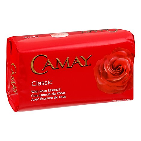 Camay Bar Soap Clasico - 4.98 Oz