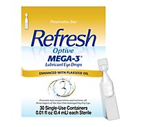 Refresh Optive Mega3 Drops - 30 Count