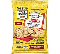 Toll House Cookie Dough Oatmeal Cranberry White Chip - 16 Oz