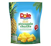 Dole Pineapple Chunks Gold - 2 Lb