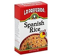 La Preferida Rice Spanish Box - 5.25 Oz